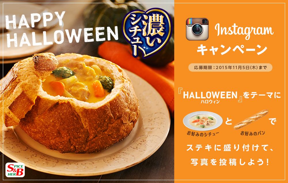 濃いシチュー Presents Instagramキャンペーン/エスビー食品